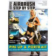 Airbrush Step by step nr.28