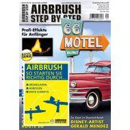 Airbrush Step by step nr.30