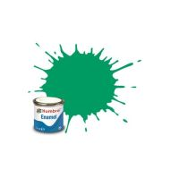 Humbrol Enamel Metallic Green Mist 14ml.