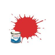 Humbrol Enamel Gloss Ferrari Red 14ml.