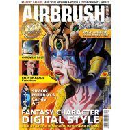 Airbrush Step by step nr.41