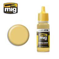 AMIG016 Gelbbraun 17ml.