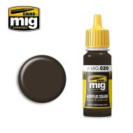 AMIG020 6K Russian Brown 17ml.