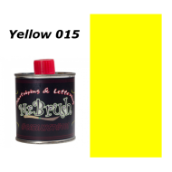 015 Mr. Brush Yellow 125ml.