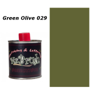 029 Mr. Brush Green Olive 125ml.