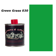 030 Mr. Brush Green Grass 125ml.