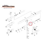 Iwata Needle Packing Set (PTFE) I7251