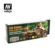 71.160 IJA Colors 1939-1945 sæt 8 x 17ml