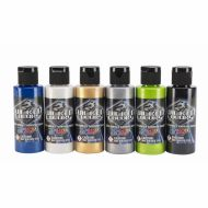 W105 Wicked color Pearl sæt 6 x 60ml