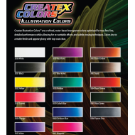 Illustration Colors Color Chart