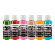 5810 Createx Tropical set 6 x 60ml