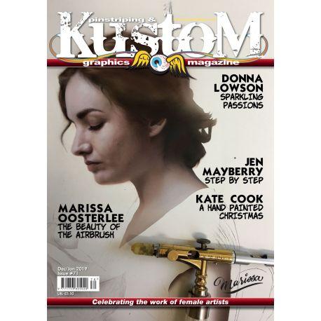 Pinstriping & Kustom Magazine nr.71