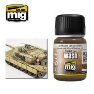 AMIG1007 US Modern Vehicles Wash 35ml.