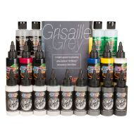 5084-E Steve Gibson's Air, Oil, Lead Grisaille Grey Set 19 x 60ml
