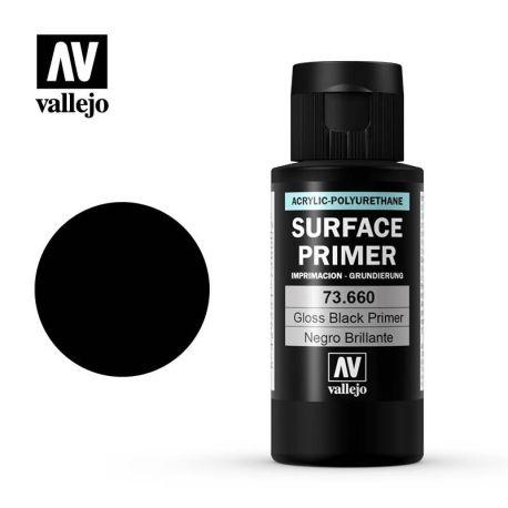 73.660 Gloss Black Primer 60ml.