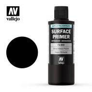 74.660 Gloss Black Primer 200ml.