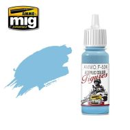 AMMOF524 Light Sky Blue 17ml.