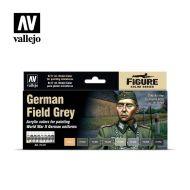 70.181 German Field Grey sæt 8 x 17ml