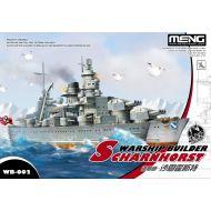 WB-002 Warship Builder Schamhorst (Cartoon).