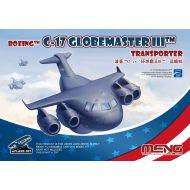 Meng mPlane-007 U.S. C-17 Globemaster III Heavy Transport Aircraft Cartoon