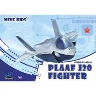 Meng mPlane-005s PLAAF J20 Fighter Cartoon