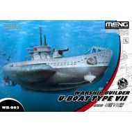 WB-003 Warship Builder U-Boat Type VII (Cartoon)