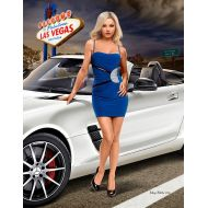 Dangerous Curves Series, Sloan - Vegas Baby 1:24