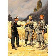 World War II era Series, German Military men (1939-1942) 1:35