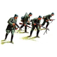 World War II era Series, German Panzergrenadiers (1939-1942) 1:35