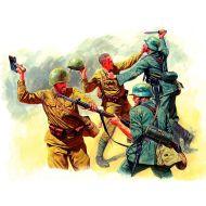 World War II era Series, Hand-to-hand Fight (194-1942) 1:35