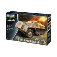 Revell sWS with 15 cm Panzerwerfer 42 03264 (1:72)