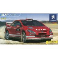 Heller Peugeot 307 WRC 04 80115 (1:43)
