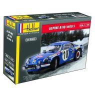Heller Alpine A110 (1600), Classic 80745 (1:24)