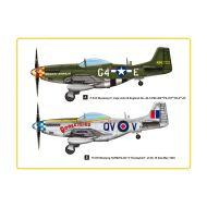 Hobby Boss P-51D Mustang IV Fighter 85802 (1:48)