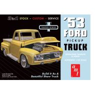 AMT 1953 Ford Pickup 1:25