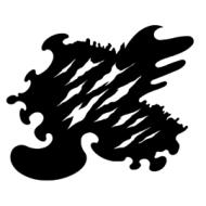 Simon Murrays B-Fast Stencil 262855