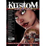 Pinstriping & Kustom Magazine nr.36