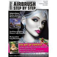 Airbrush Step by step nr.27