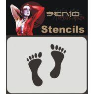 Senjo Color Steps Stencil