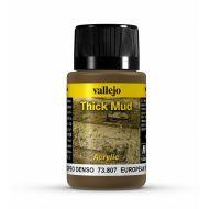 73.807 European Thick Mud 40ml.