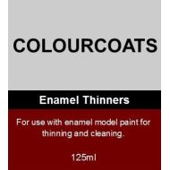 Colourcoats Thinner - 125ml.