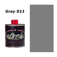 011 Mr. Brush Gray 125ml.