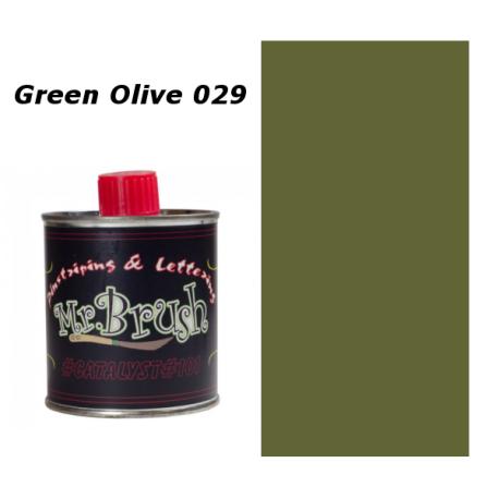 029 Mr. Brush Green Olive 125ml.