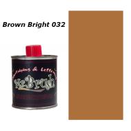 032 Mr. Brush Brown Bright 125ml.