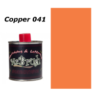 041 Mr. Brush Copper 125ml.