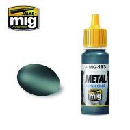 AMIG0193 Bluish Titanium 17ml.