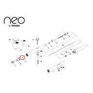Iwata Nozzle Set 0,35mm N0801