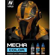 Vallejo Mecha color chart