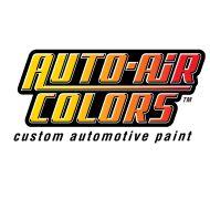 Auto Air Colors 4300 Serien Sikkerhedsblad