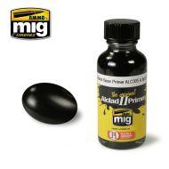 AMIG8210 Gloss Black Base Primer ALC305 30ml.